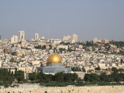 Why do the three faiths feel Jerusalem is so important?