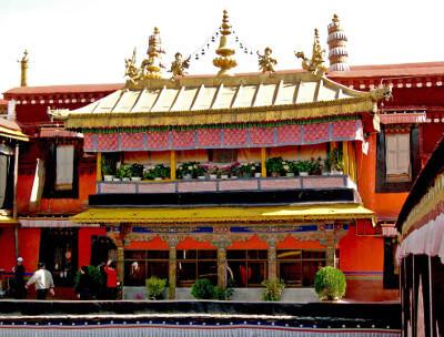 Jokhang Temple - Tibet