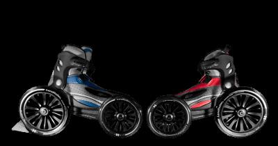 Land Rollers Skates