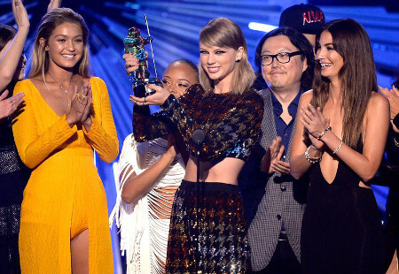 Taylor cleaned house this year!