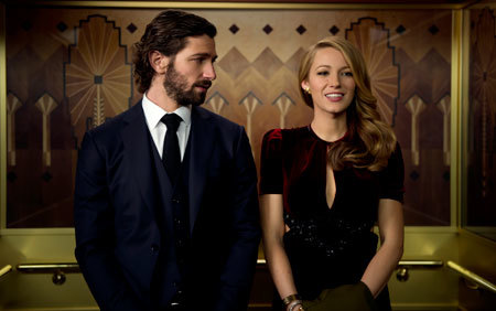 Ellis (Michiel Huisman) flirts with Adaline (Blake Lively)