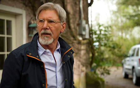 Harrison Ford as William Jones