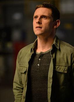 Ben Grimm (Jamie Bell) before he is Thing