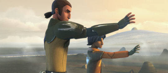 Star Wars Rebels: Complete Season One Blu-ray Review