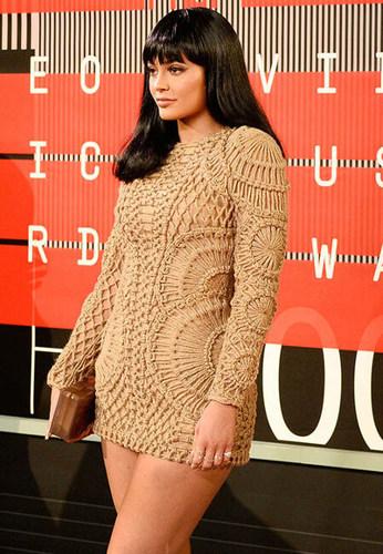 Kylie is cute in crochet