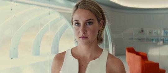 THE DIVERGENT SERIES: ALLEGIANT | First Look at Teaser Trailer
