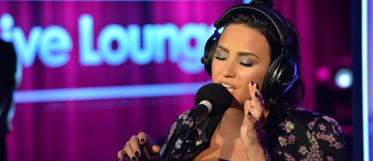 Demi Lovato Covers Take Me to Church