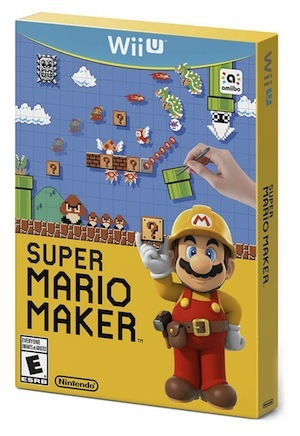 Super Mario Maker is available September 11th!