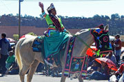 Navajo Nation Fair: A Cool Cultural Experience