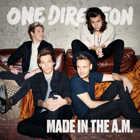 One Direction New Album MADE IN THE A.M.