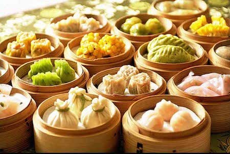 In Hong Kong, dim sum is often served as early as 5am!