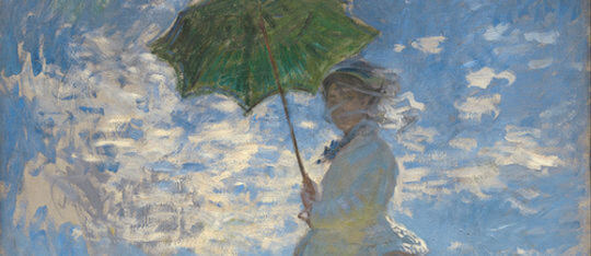 Learn about Claude Monet and the impressionism art movement with Kidzworld!