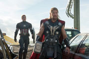 Marvel's Avengers: Age of Ultron Blu-ray Review