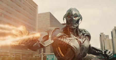 Ultron strikes!