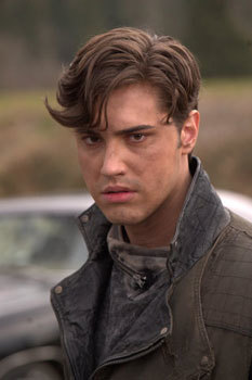 Ryan as mysterious Hunter