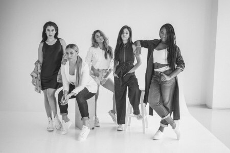 Fifth Harmony looking fresh and natural for Teen Vogue