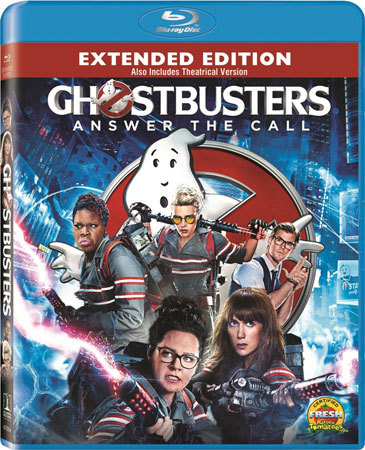 Ghostbusters: Answer The Call Blu-ray