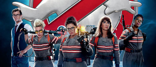 Ghostbusters: Answer The Call Blu-ray Review
