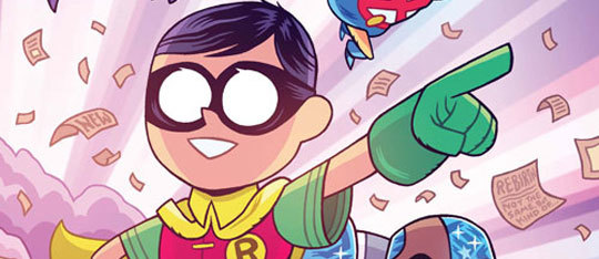 Teen Titans Go! #18 | Exclusive Preview