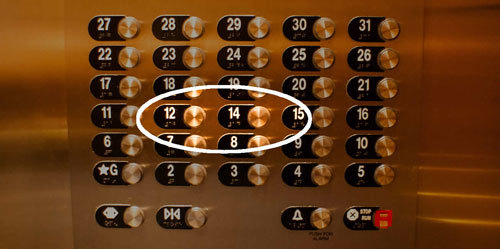 No 13th Floor?