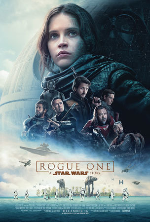 Rogue One: A Star Wars Story New Poster
