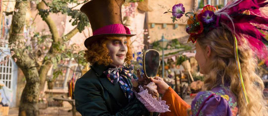 Alice Through the Looking Glass | Exclusive Deleted Scene - Memories