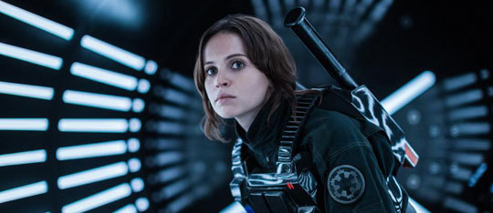Rogue One: A Star Wars Story Trailer #2!