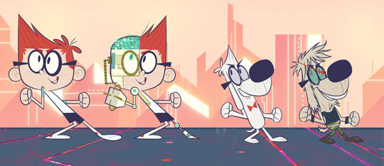 The Mr. Peabody and Sherman Show Season 3 Exclusive Clip!