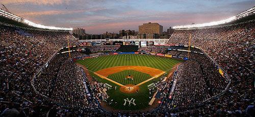 Sports Venues - Yankees Stadium