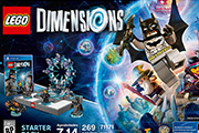 LEGO Dimensions brings a big change to LEGO games. And it's great.