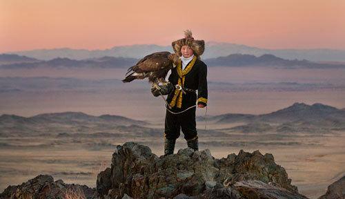 Proud Eagle Huntress