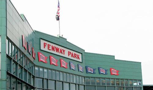 Sports Venues - Fenway Park