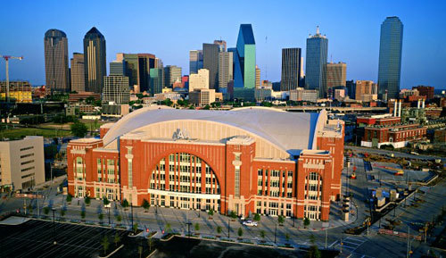 Sports Venues - American Airlines Center