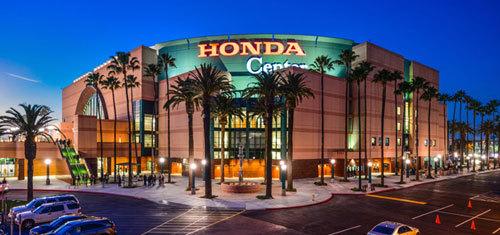 Sports Venues - Honda Center