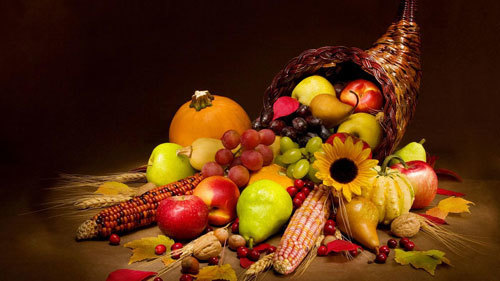 The Cornucopia: Horn of Plenty