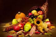 How to Make a Cornucopia