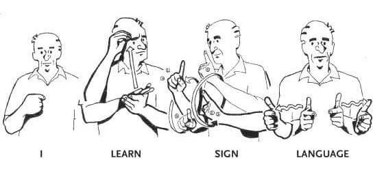 History of Sign Language