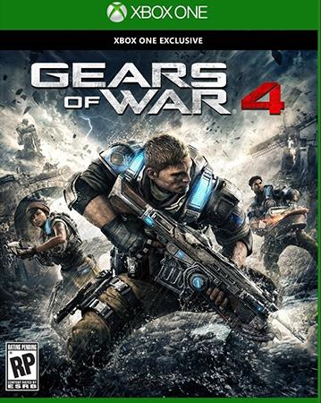 Gears of War 4 Cover Art
