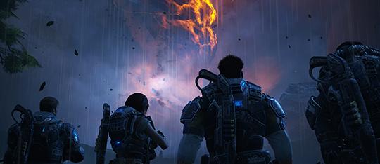 Gears of War 4 is here! How did Kidzword like it?
