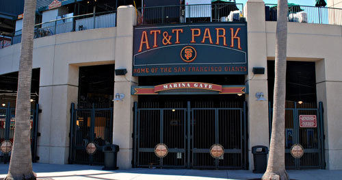 AT and T Park San Francisco