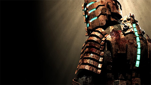 Isaac Clarke, the hero of Dead Space.