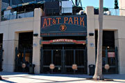 Sports Venues - AT and T Park