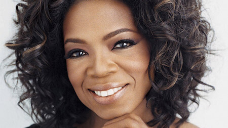 It's so amazing what Oprah has accomplished in her life!