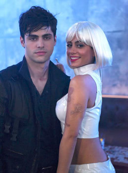 Shadowhunters Alec and Isabelle