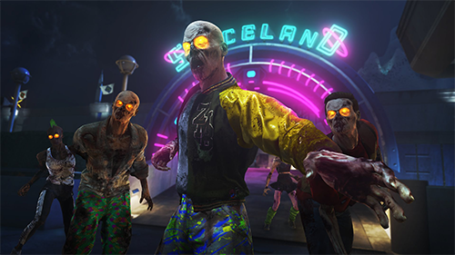 Zombies in Spaceland is one of the most fun games I've played this year.