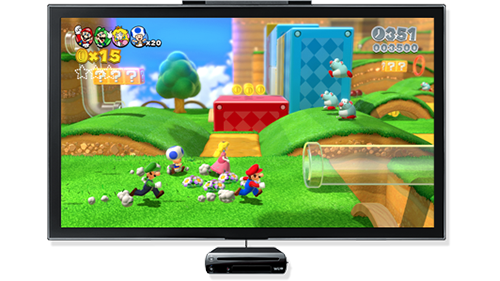 One of the highlights of the Wii U was Super Mario 3D World.