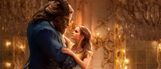 Watch the New Trailer for Disney's Live-Action Beauty and the Beast!