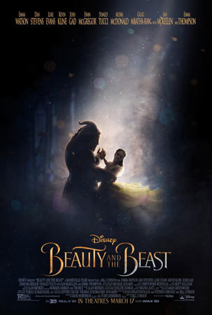 Disney's Live-Action Beauty and the Beast!