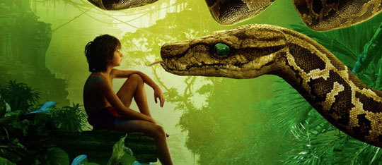 Feature jungle book mowgli kaa feat