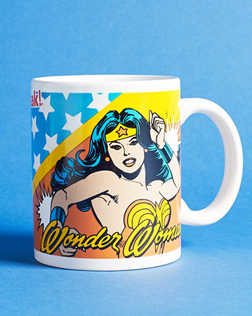 And for the Wonder Woman fans.